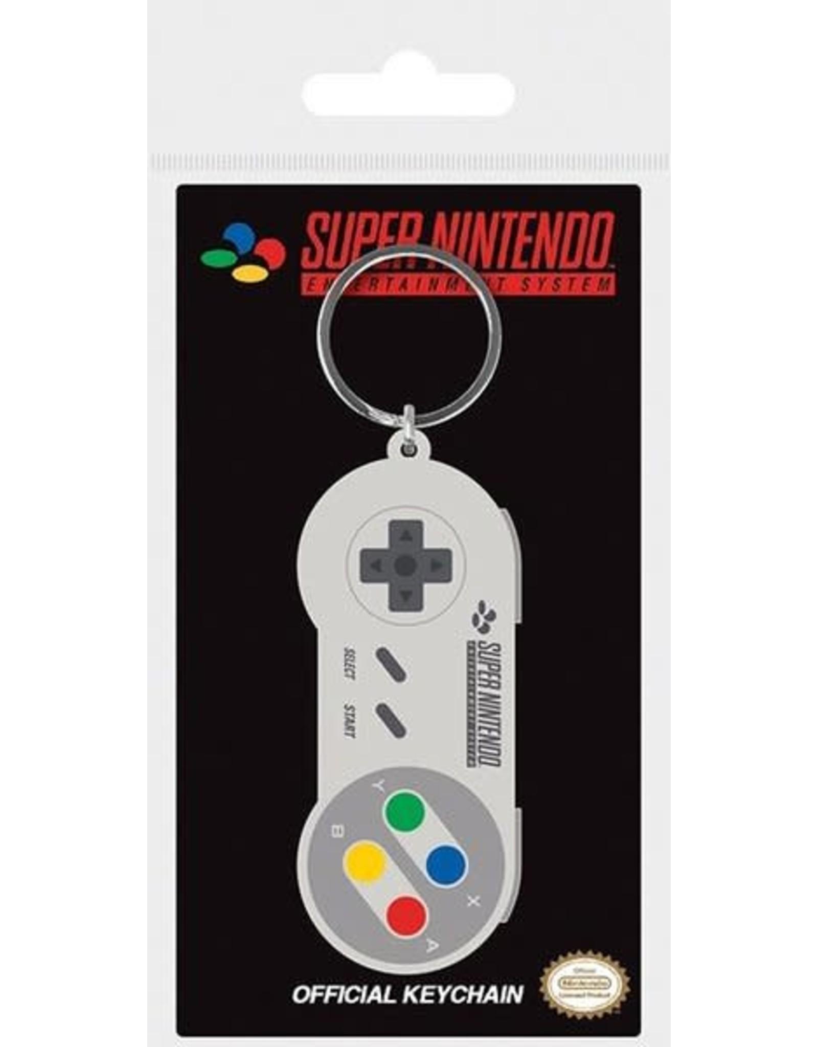 Nintendo - SNES controller - Keychain