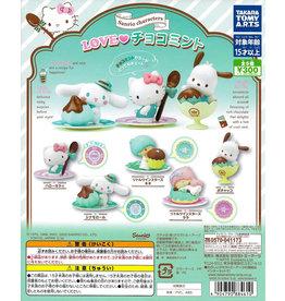 Sanrio - Sanrio Characters Love Chocolate Mint
