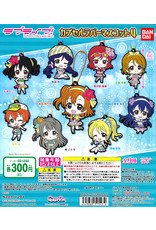Love Live! School Idol Project - Capsule Rubber Mascot Keychain 4