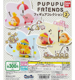 Kirby Pupupu Friends Figure Collection 2