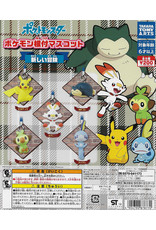 Pokemon Netsuke Mascot Keychain