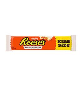 Reese's White Crème - 4 Peanut Butter Cups - Kingsize - 79g