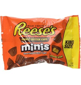 Reese's Peanut Butter Cups Minis - King Size - 70g