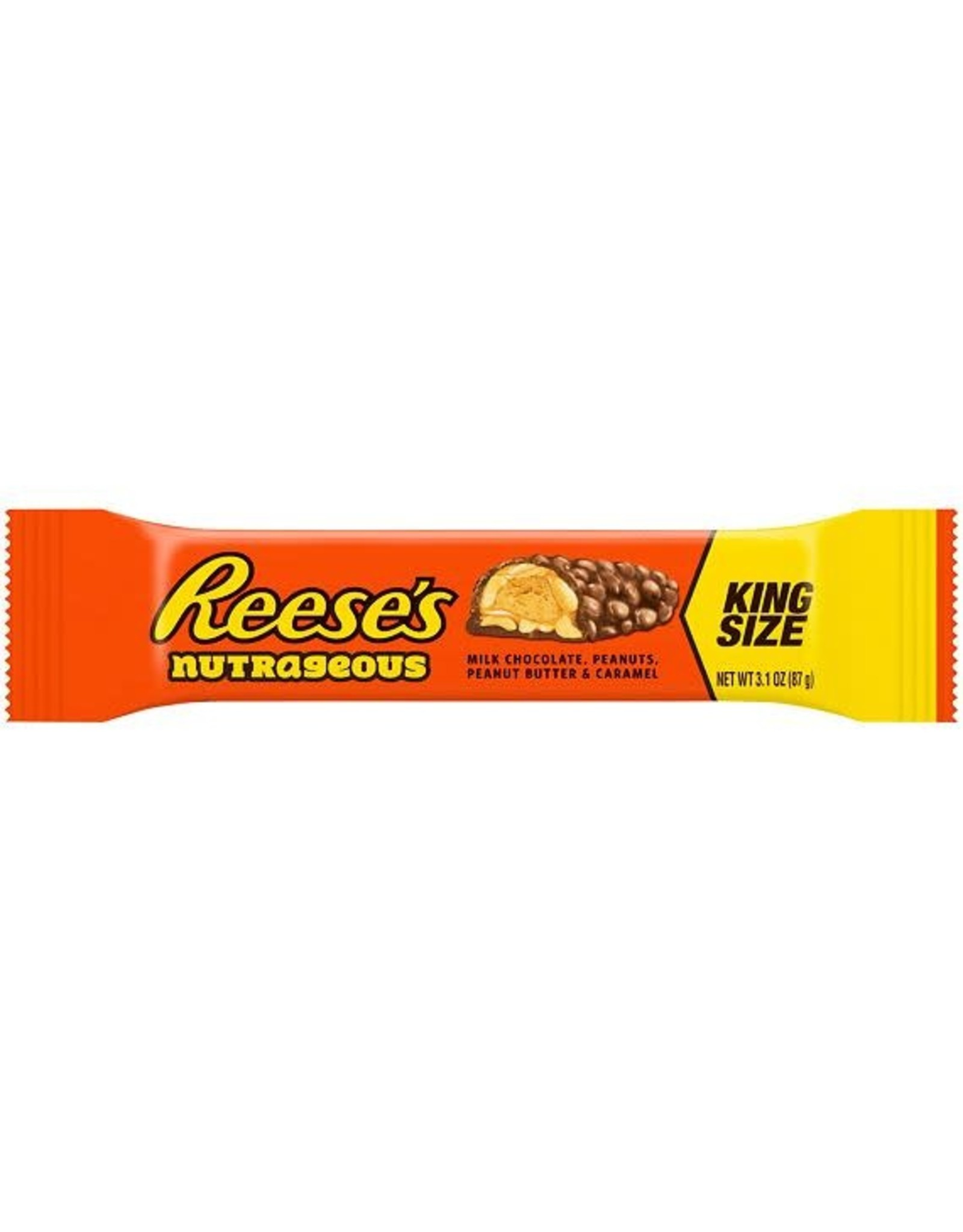 Reese's Nutrageous - King Size - 87g