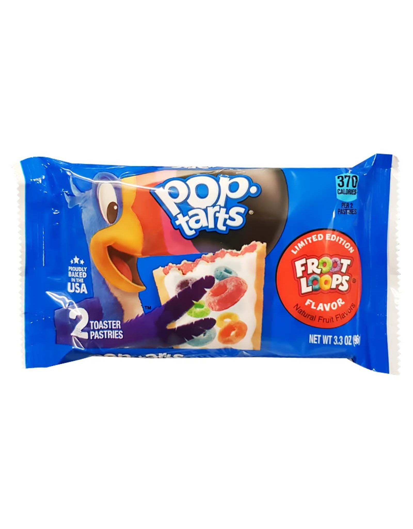 Pop-Tarts Froot Loops Flavor - 2 Pack (96g)