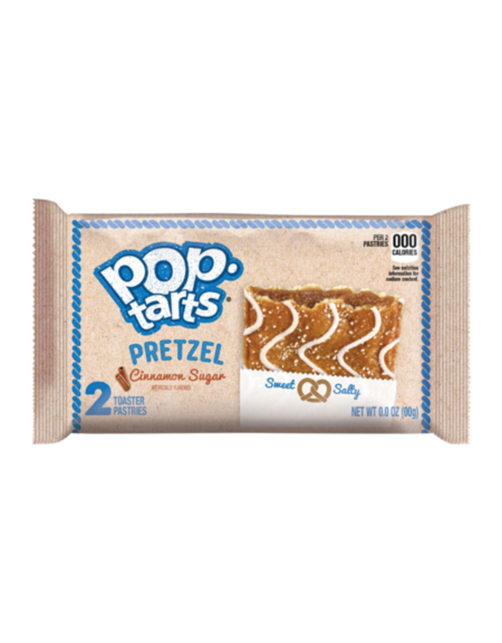 Pop-Tarts Pretzel Cinnamon Sugar - 2 Pack (96g)