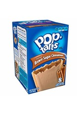 Pop-Tarts Frosted Brown Sugar Cinnamon - 8 Pack