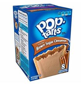 Pop-Tarts Frosted Brown Sugar Cinnamon - 8 Pack