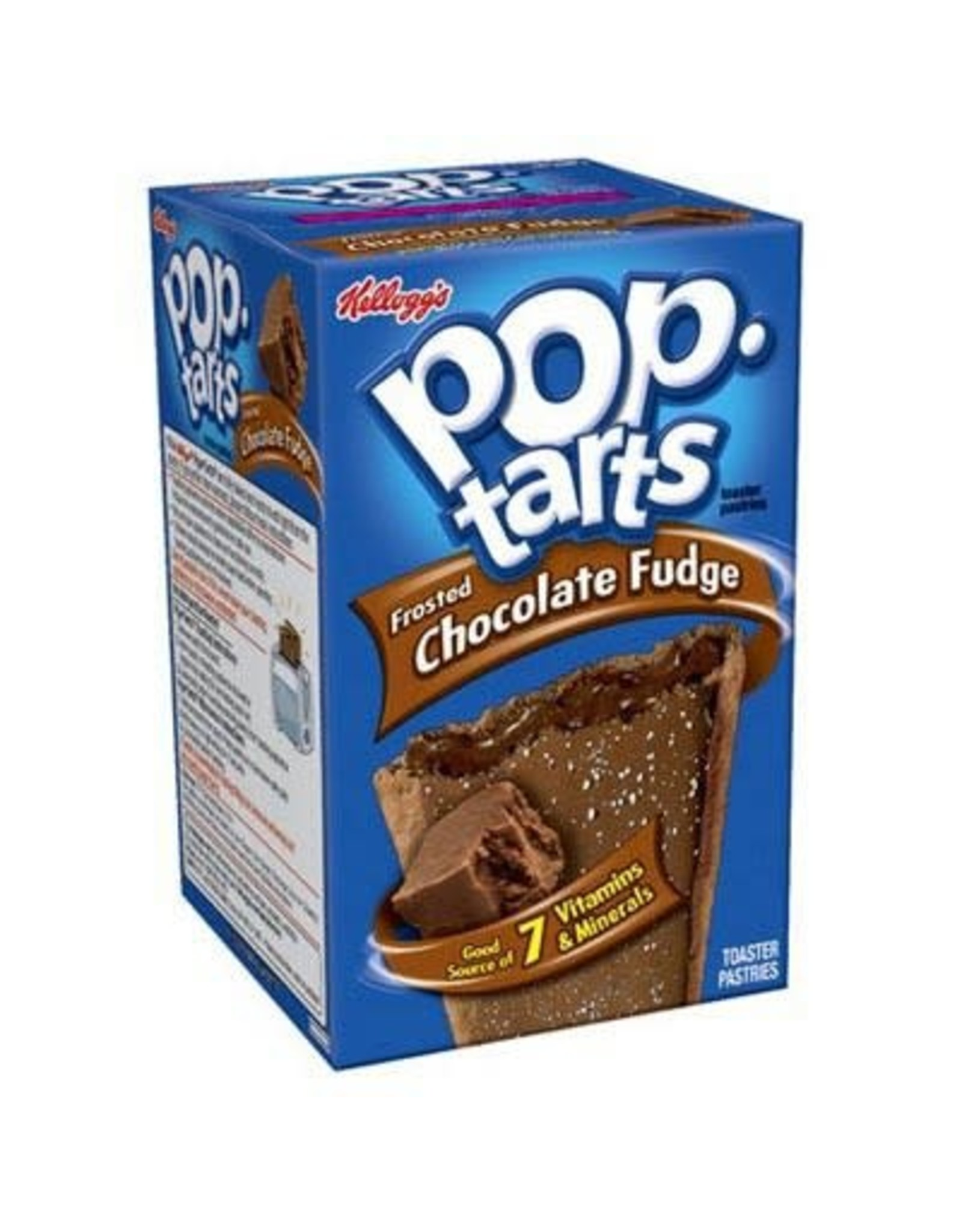 Pop-Tarts Frosted Chocolate Fudge - 8 Pack