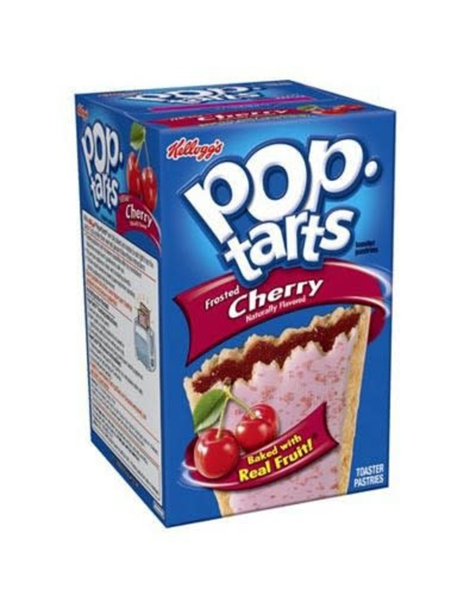 Pop-Tarts Frosted Cherry - 8 Pack