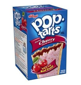 Pop-Tarts Frosted Cherry - 8 Pack (THT-datum: 10/10/2021)