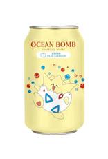 Ocean Bomb Pokémon Drink - Togepi - Pear Flavored - Deep Sea Sparkling Water