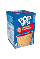 Pop-Tarts Unfrosted Strawberry - 8 Pack