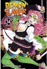 Demon Slayer Volume 14 (Engelstalig)