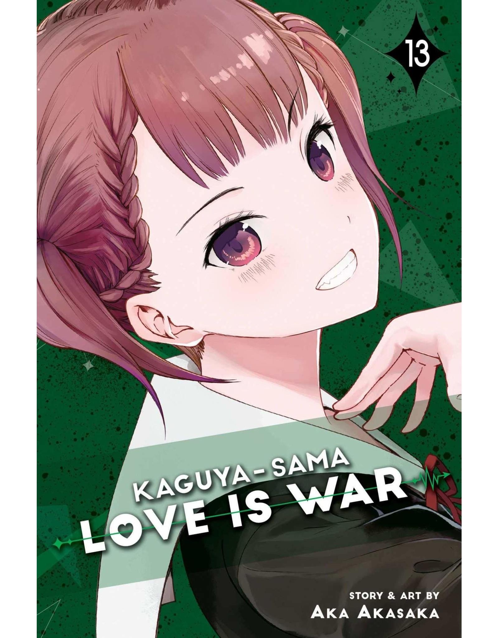 Kaguya-Sama: Love is War 13 (Engelstalig)