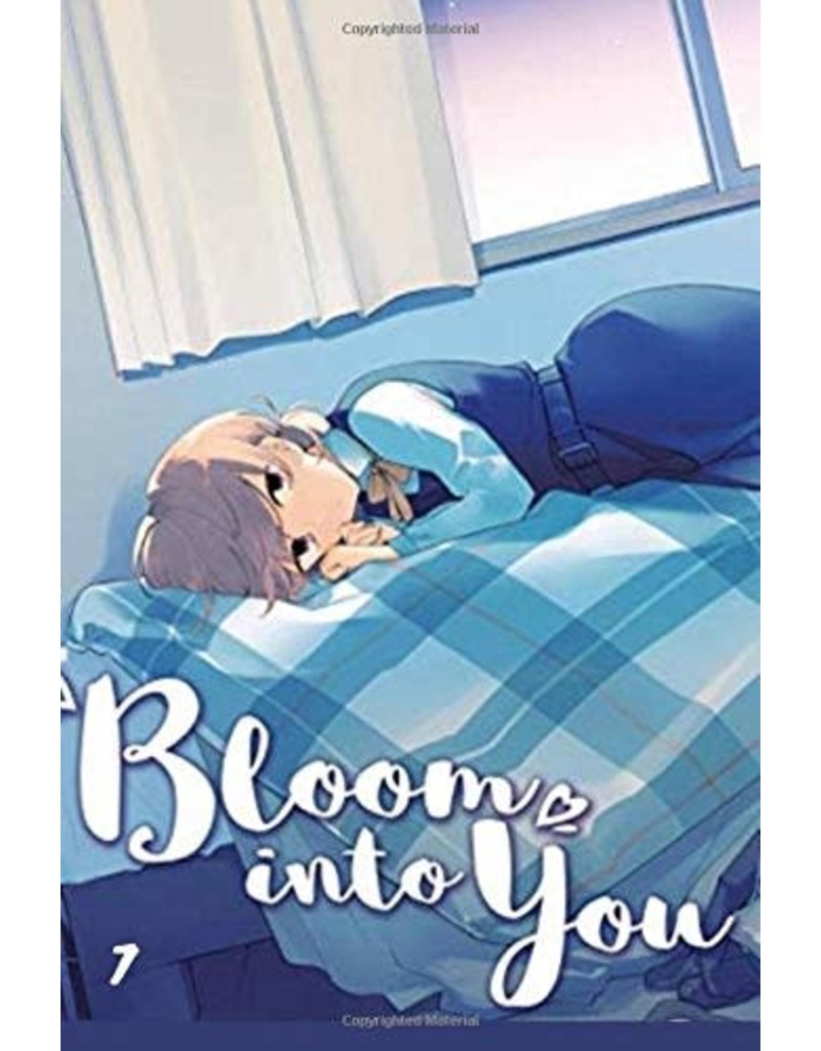 Bloom into You 7 (English) - Manga