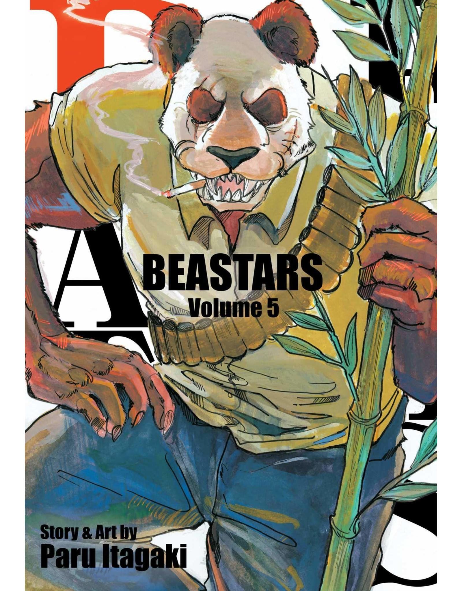 Beastars 5 (Engelstalig)