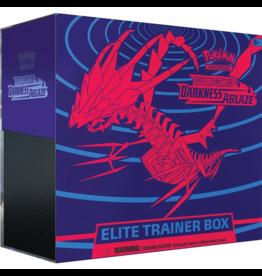 Pokemon Sword & Shield: Darkness Ablaze - Elite Trainer Box