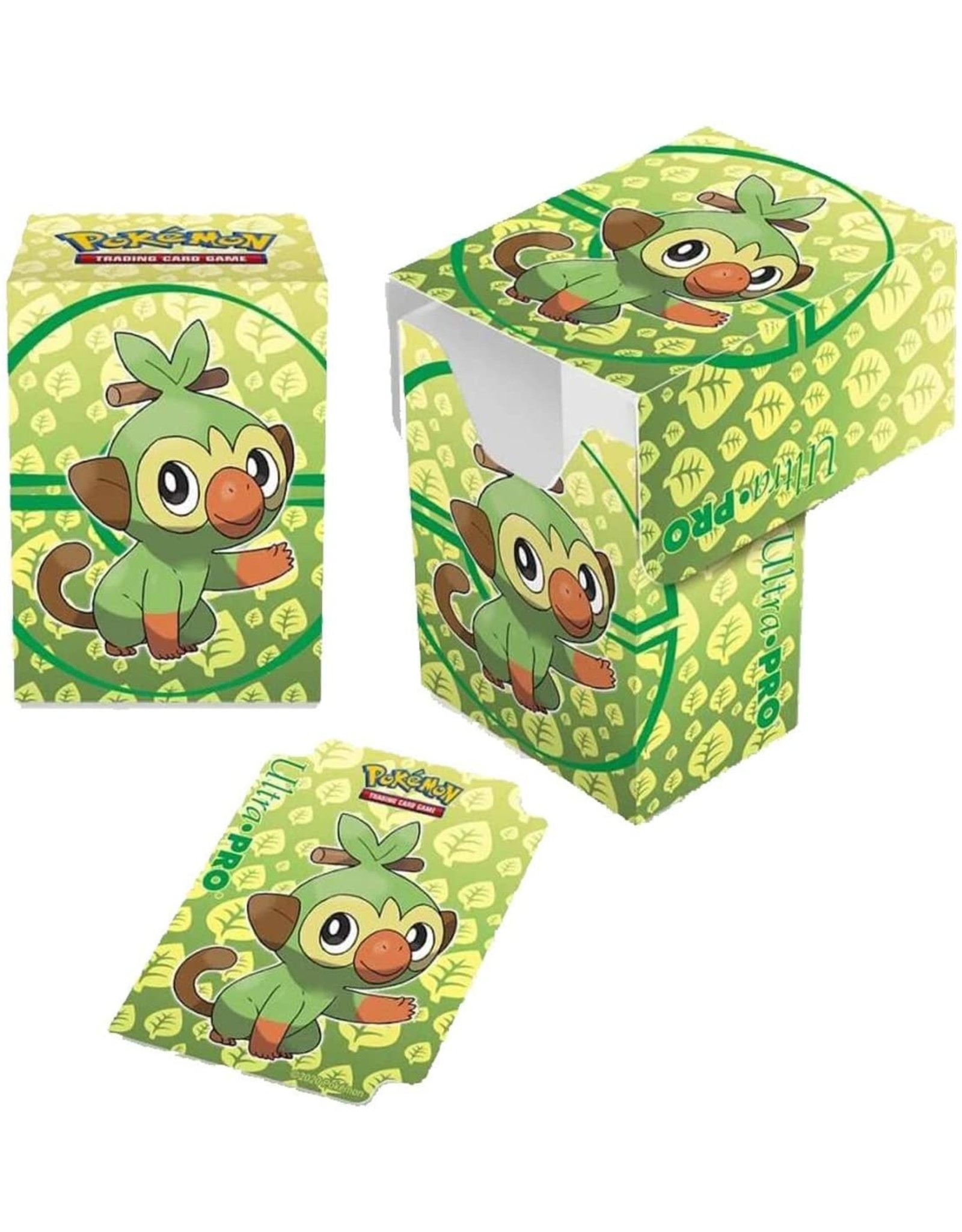 Pokémon Sword and Shield - Full Deck Box - Grookey