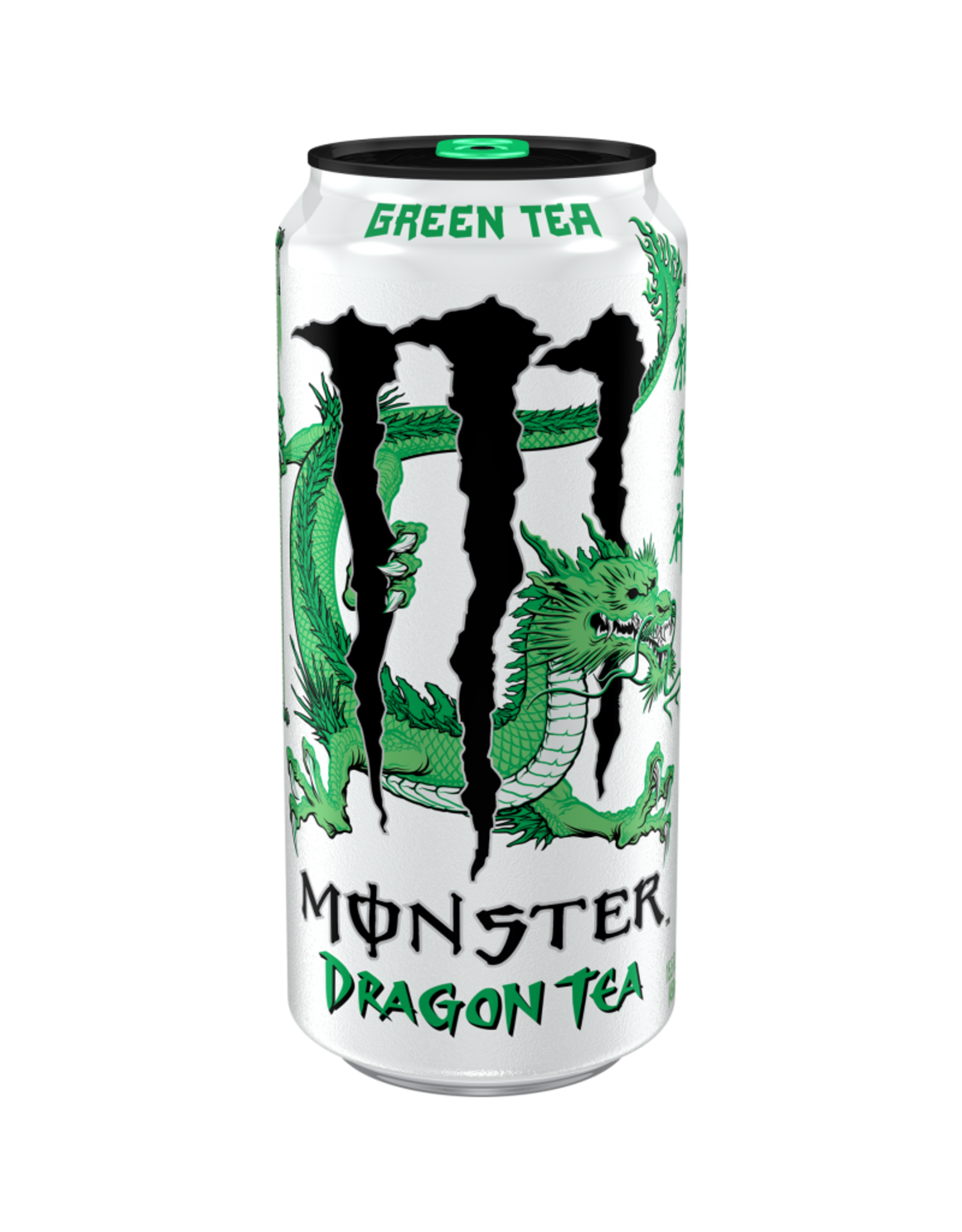 Monster Dragon Tea - Green Tea (import) - 458ml