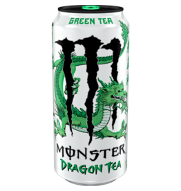 Monster Dragon Tea - Green Tea (import) - 458ml