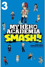My Hero Academia Smash!! Volume 03 (Engelstalig)
