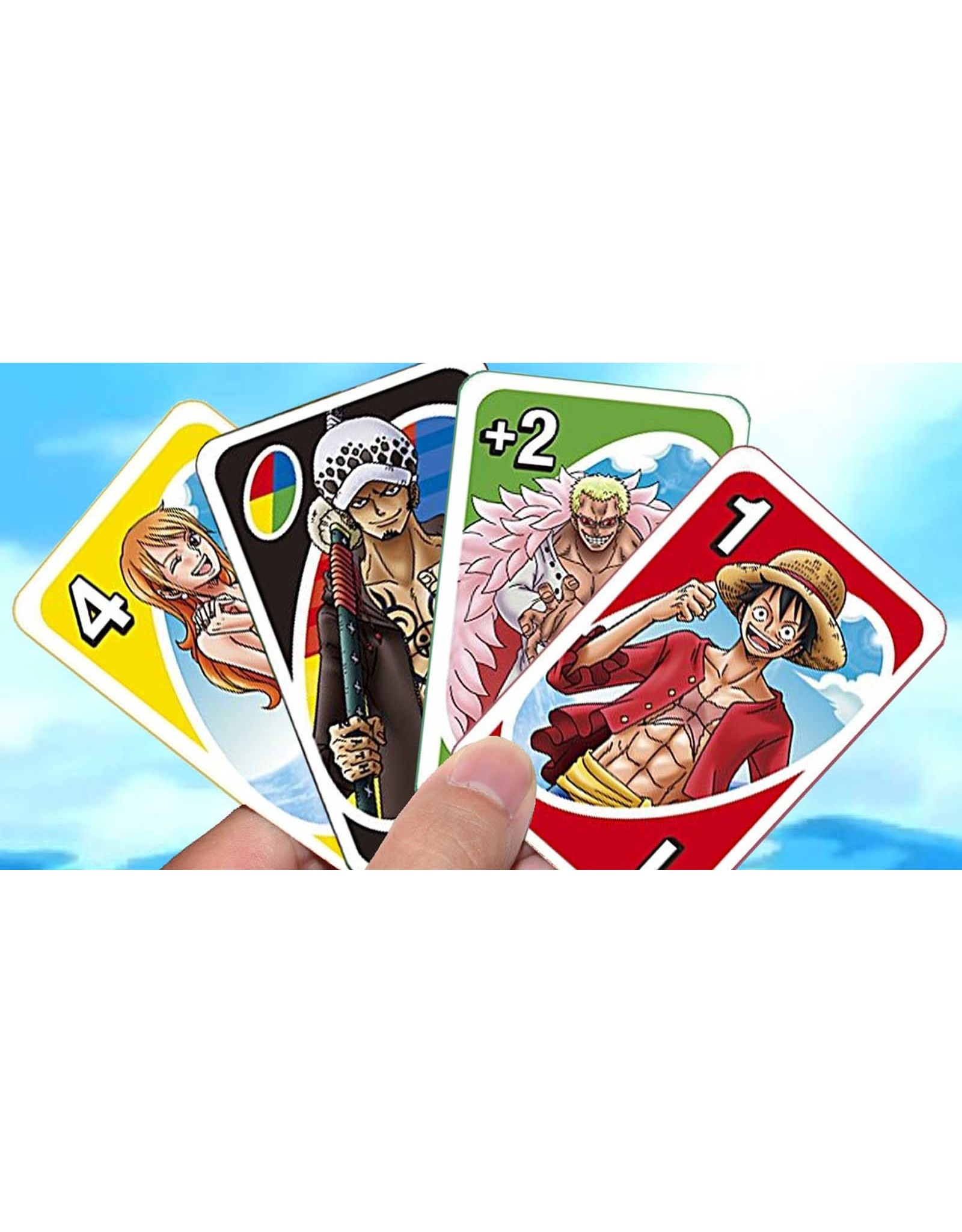 UNO - One Piece - Japanese import