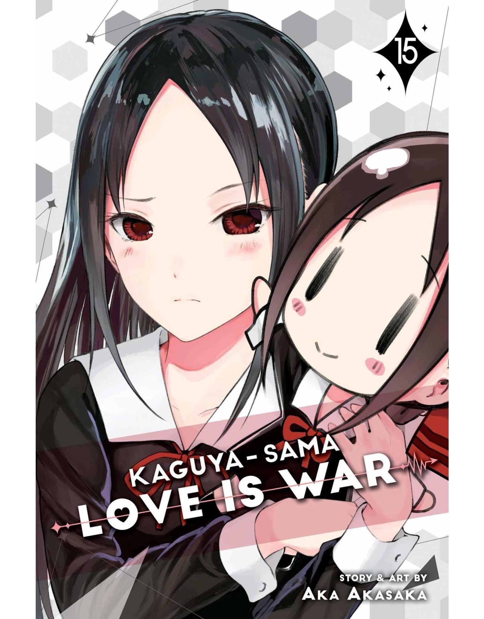 Kaguya-Sama: Love is War 15 (Engelstalig)