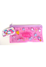 Sanrio Characters - Glitter Pouch - 20 x 11 cm
