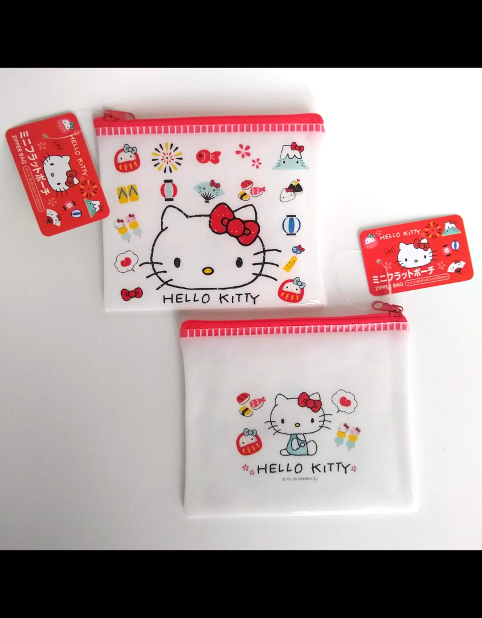 Hello Kitty - Zipper Bag - 14 x 12 cm