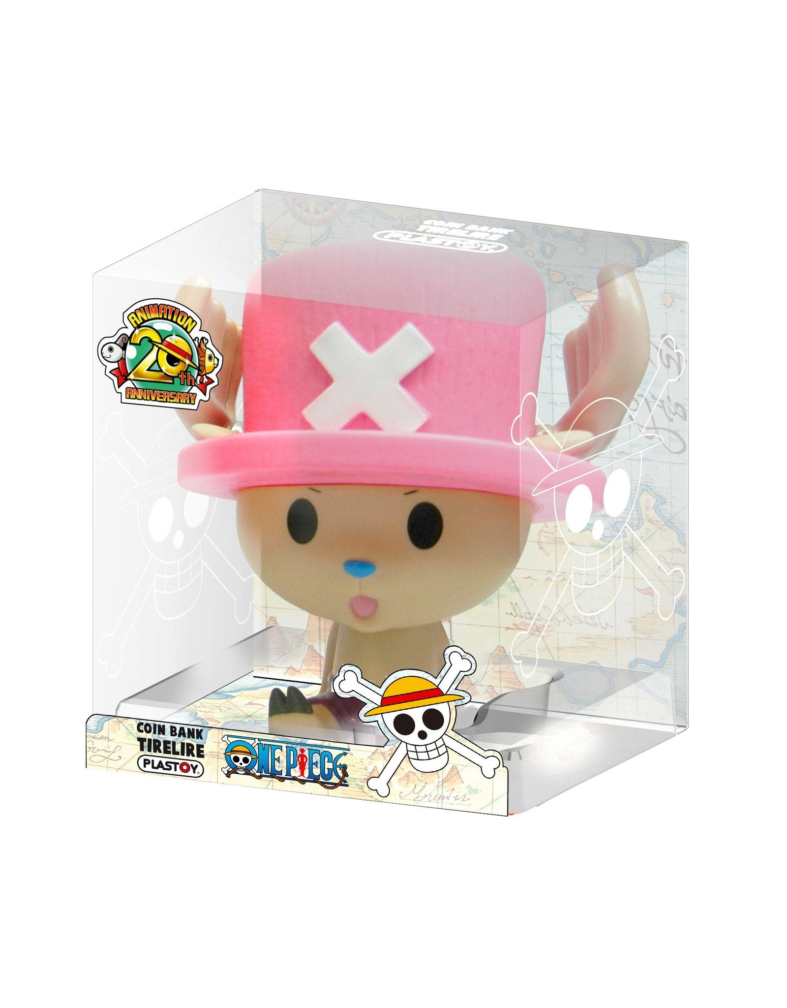 One Piece - Chibi Coin Bank - Chopper - 15 cm
