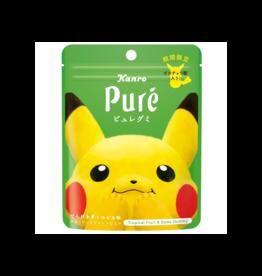 Puré Gummy - Tropical Fruit & Soda Flavor - Pikachu Limited Edition - 56g