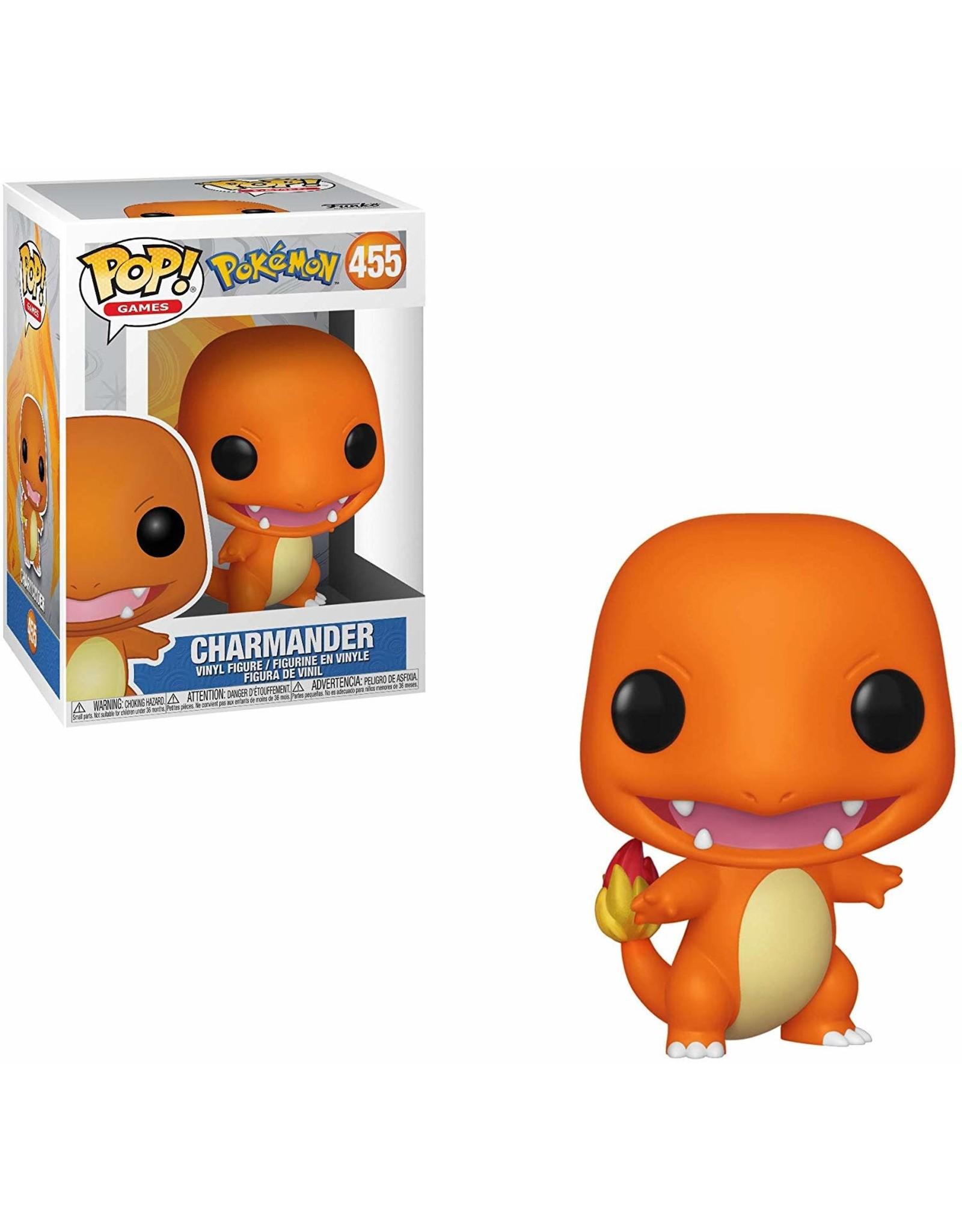 Pokémon - Funko Pop! Games 455 - Charmander
