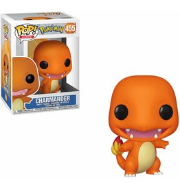 Pokémon - Funko Pop! Games 455 - Charmander