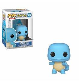 Pokémon - Funko Pop! Games 504 - Squirtle