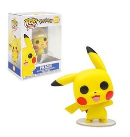 Pokémon - Funko Pop! Games 553 - Pikachu (Waving)