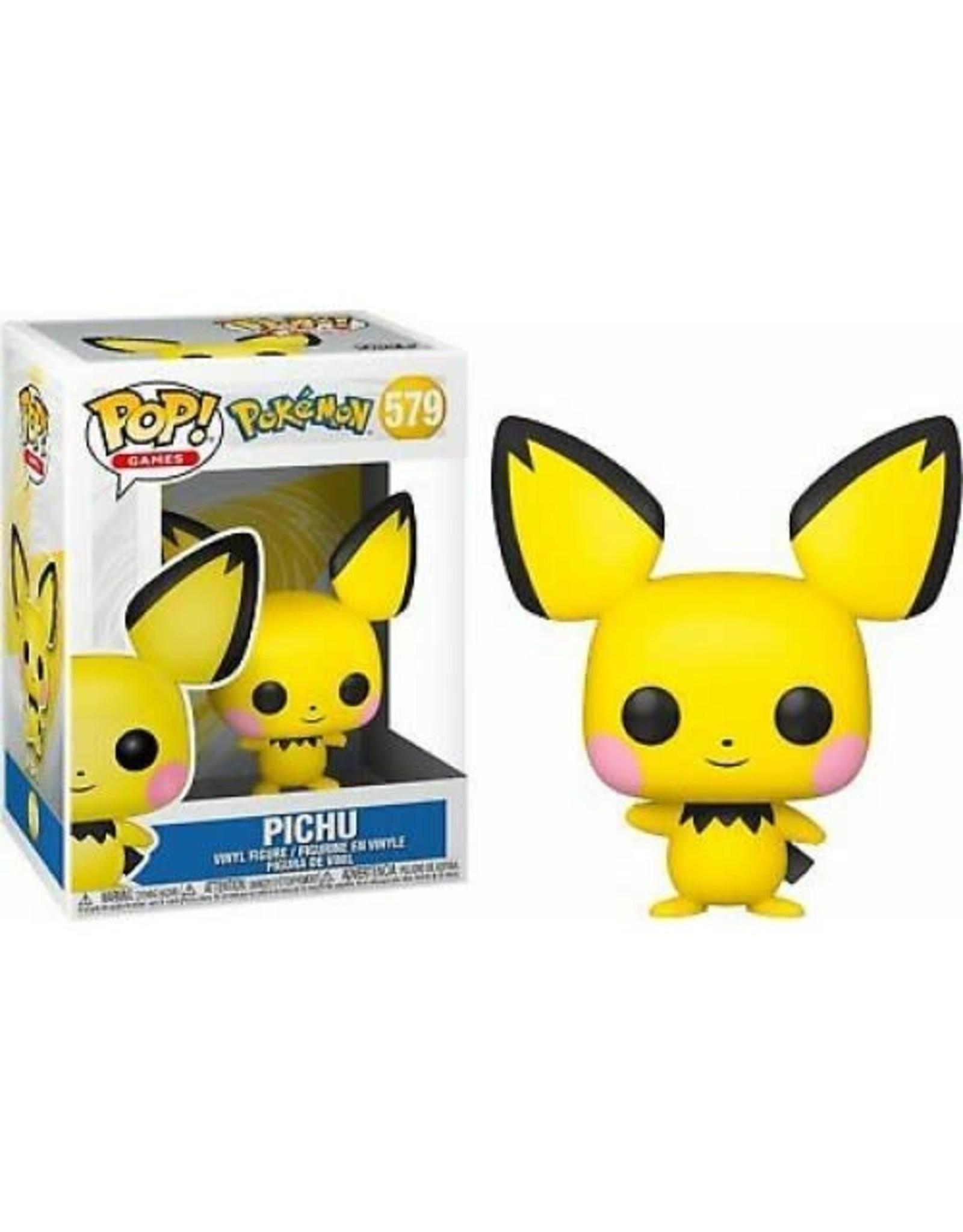 Pokémon - Funko Pop! Games 579 - Pichu