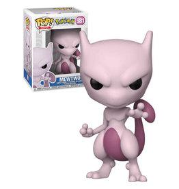 Pokémon - Funko Pop! Games 581 - Mewtwo