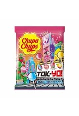 Chupa Chups Tokyo - 10 lollipos met Japanse smaken