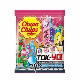 Chupa Chups Tokyo - 10 lollipos with flavors inspired by Japan