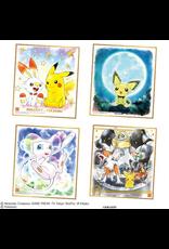 Pokémon Shikishi Art 4 - Chewing gum + Art Board