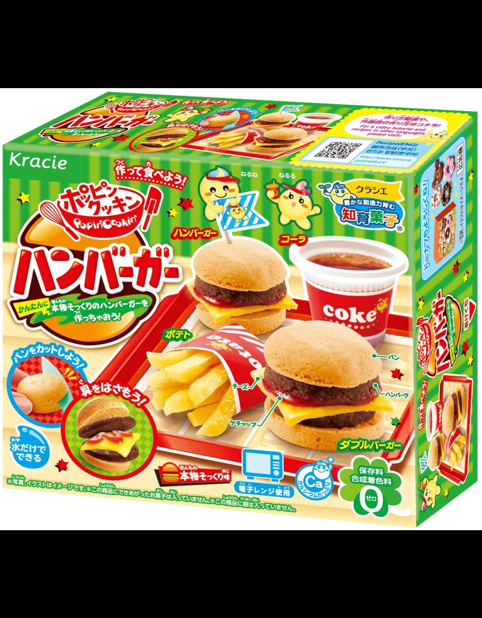 DIY Candy - Popin' Cookin' Hamburger
