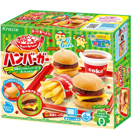 DIY Candy - Popin' Cookin' Hamburger