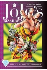 Jojo's Bizarre Adventure - Part 4: Diamond is Unbreakable - Volume 6 - Hardcover (Engelstalig)
