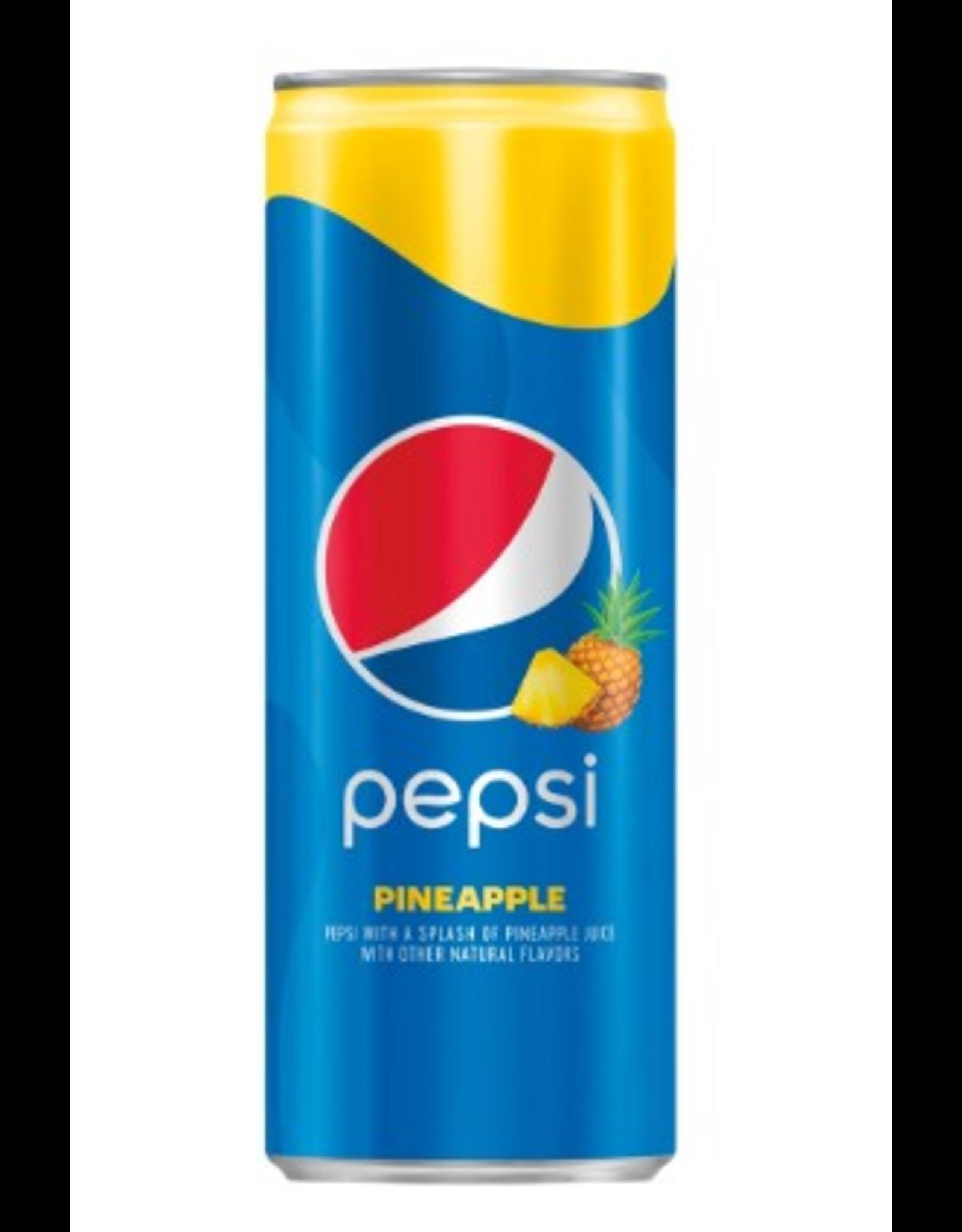 Pepsi Pineapple - 355ml