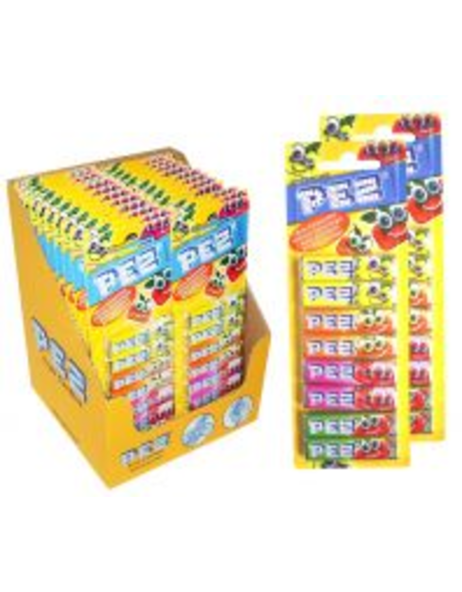 Pez - 8-pack Fruit Flavors