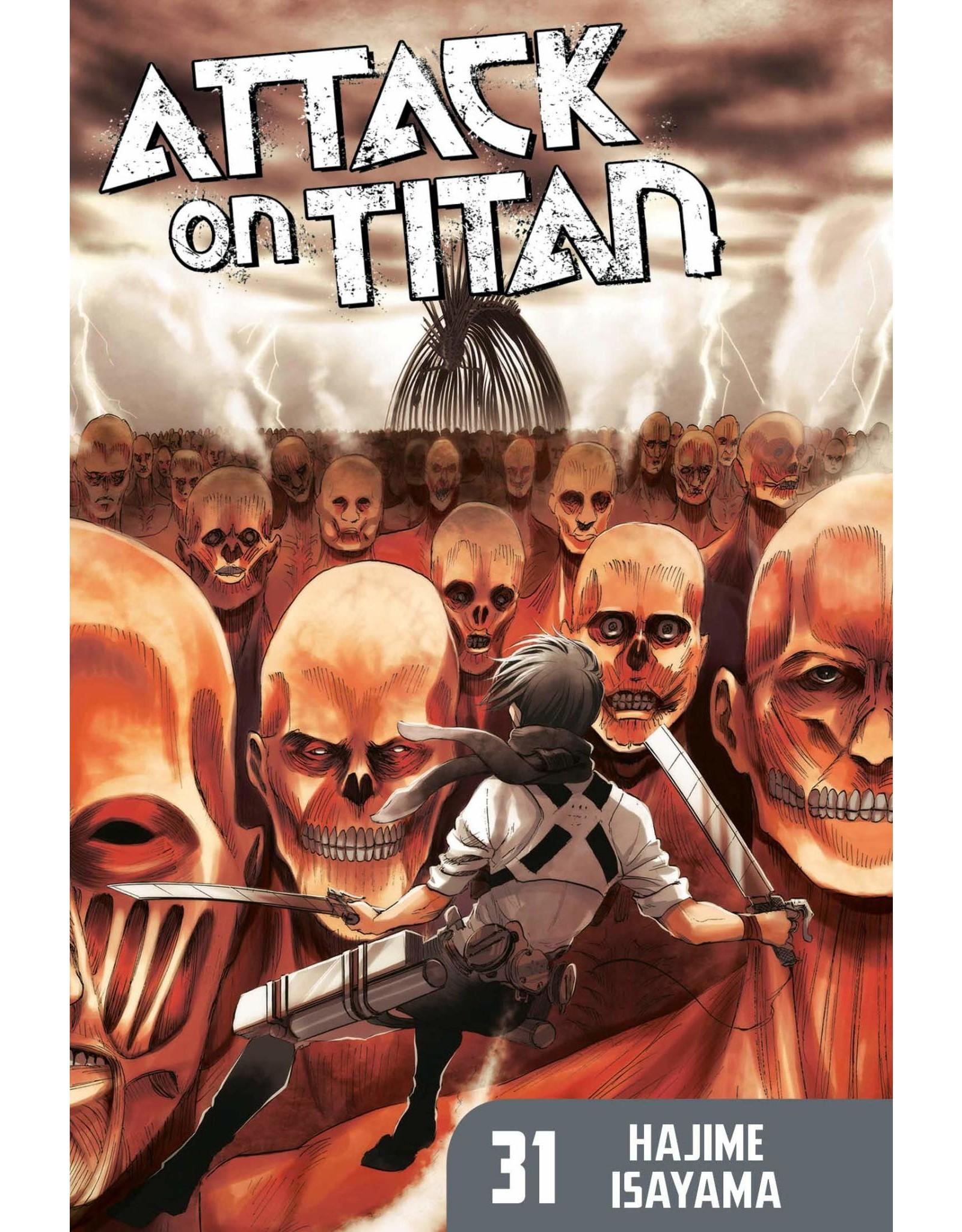 Attack on Titan 31 (English version)