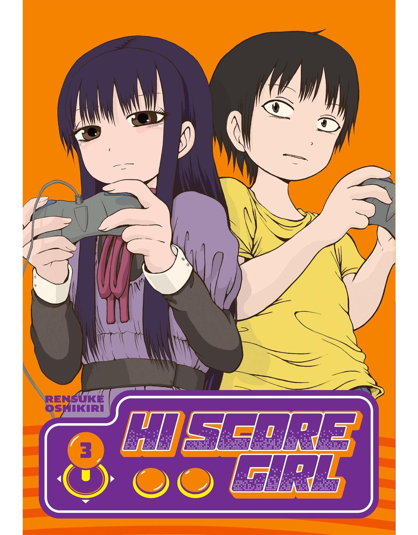 Hi Score Girl 3 (Engelstalig)