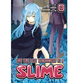 That Time I Got Reincarnated As A Slime 13 (English version)