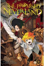 The Promised Neverland 16 (Engelstalig)